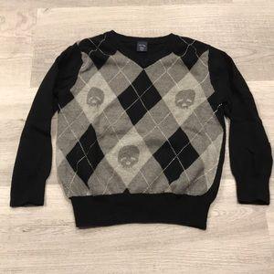 Skull Baby Sweater 💀